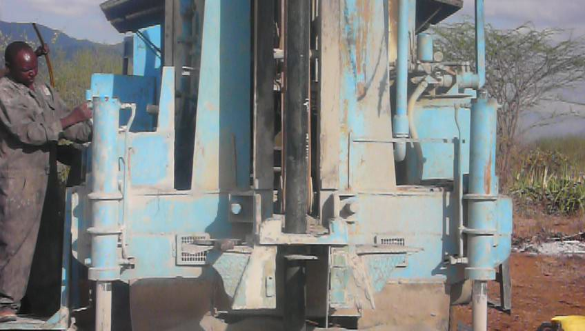 Equipment - African Water Drilling Co, LTD
